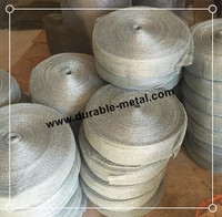 Gas Liquid Filter Knitted Wire Mesh