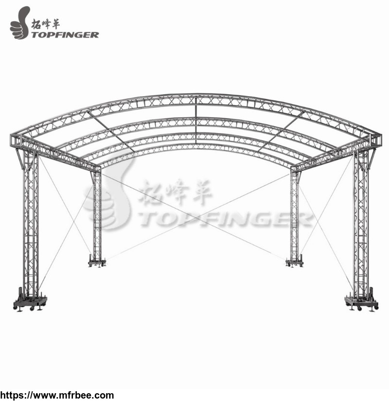 Stage Equipment Manufacturers Bolt Truss System Truss System