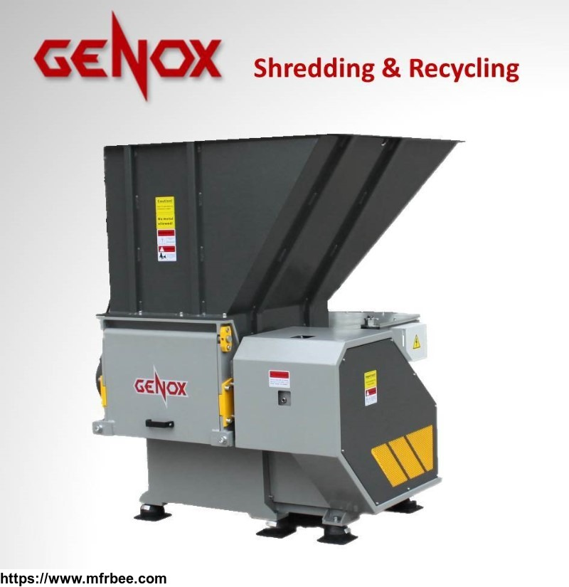 v_series_single_shaft_shredder_v500_tire_recycling_machine