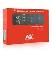 1zone fire alarm control panel for fire fighting
