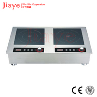 Energy-Saving Commercial High Power Frying Induction Cooker