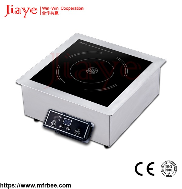 Low MOQ Commercial Induction Cooker For Restaurant And Hotel