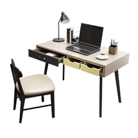 hot saling modern design wooden study desk