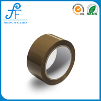 Tan Color Adhesive Carton Tape