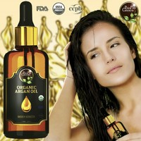 Argan oil for the face, hair and skin care