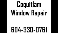 Coquitlam Window Repair